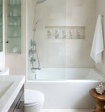 blue and beige bathroom accessories large shower with glass door