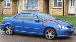 couple get the blues over u0027till error u0027 botched car paint job bt