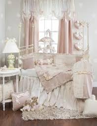 Bed Bath And Beyond Fargo Nd Blake U0027s Vintage Pink Linen U0026 Lace Crib Bedding Baby Crib