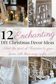 12 enchanting diy christmas decor ideas the bewitchin u0027 kitchen
