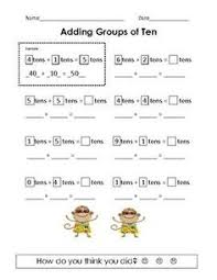 adding and subtracting multiples of 10 this product contains 10