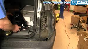 2001 dodge dakota tail light covers how to install replace taillight and bulb dodge durango 04 09 1aauto