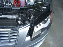 audi a4 headlight bulb audi a4 b8 how to replace headlight bulbs audiworld