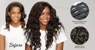 clip in hair extensions for hair before and after how to clip hair extensions into hair