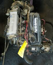 1991 nissan stanza used nissan stanza complete engines for sale