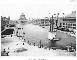 Chicago Columbian Exposition Map by Ad Classics World U0027s Columbian Exposition Daniel Burnham And