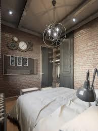 exposed brick feature wall dining room interior design ideas haammss