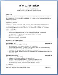Free Resume Templates For Word by Resume Templates Athousandwords Us