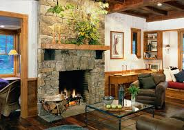 reclaimed wood fireplace mantel surround u2014 farmhouse design and
