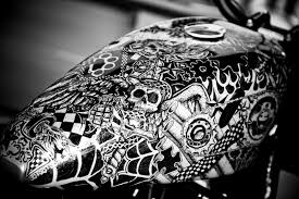 custom paint black white motorcycle tank google search custom paint black white motorcycle tank google search