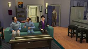 seinfeld u0027s apartment recreated in sims 4 neogaf