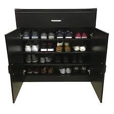 Shoe Cabinet Amazon Wooden Shoe Cabinet Amazon Co Uk