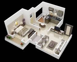 One Bedroom Apartment Plans And Designs General One Bedroom Ideas 25 One Bedroom House Apartment