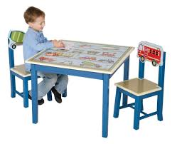 table and chairs for older kids designs