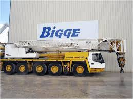 2006 grove gmk5165 all terrain crane for sale bigge crane and