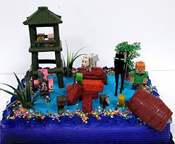 minecraft cake topper minecraft cake toppers shop minecraft cake toppers online