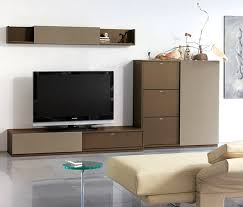 simple elegant living room wall system design of cult by thomas