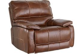 Brown Leather Recliner Affordable Brown Leather Recliners Rooms To Go Furniture