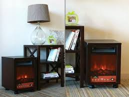Infrared Heater Fireplace by Iliving Ilg958 Infrared Heater Looks Like A Real Fireplace Doesn