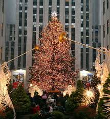 the 2013 rockefeller tree lighting livening up nyc for