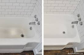 Can You Paint A Fiberglass Bathtub Bathtub Remodel Ideas Bathtub Surrounds Houselogic Bathroom Tips
