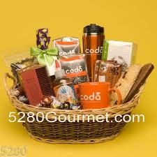 colorado gift baskets denver colorado coffee chocolate and tea basket