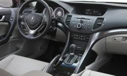 Acura Tsx 2006 Interior Acura Tsx Reliability By Model Generation Truedelta