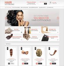 free hair extensions 8 salon magento themes templates free premium templates