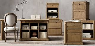 Distressed Office Desk Office Collections Rh