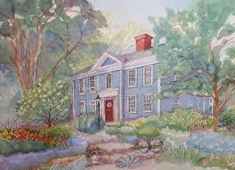 house portraits kathleen horst watercolors u0026 house portraits