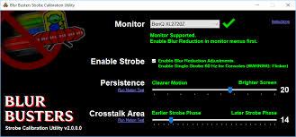 40 hz strobe light app strobe utility for calibration of benq zowie blur reduction blur