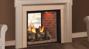 see thru fireplace insert designs and colors modern creative and