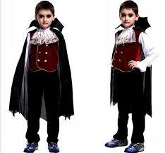 boys carnival dracula vire costume child s noble vire