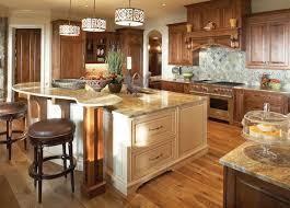 two kitchen islands two level kitchen island kitchen design