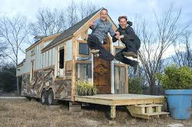 tiny house show foundation for tiny house hit show tiny house nation is currently