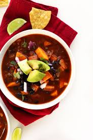 Dinner Ideas For Cold Weather 5 Ingredient Black Bean Chili Minimalist Baker Recipes