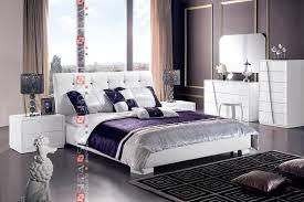 New Bed Sets New 6 Size White Modern Platform Bed Room Furniture