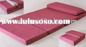 foldable memory foam mattress natural latex mattress