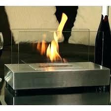 moda flame table top outdoor tabletop fireplace the daytona indoor outdoor gel gas