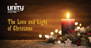the love and light of christmas unity