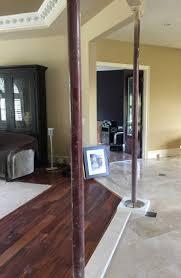 building interior wood square pillars u2013 happy haute home
