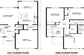 2 story modern house plans floor plan two storey