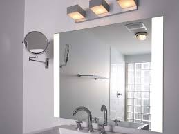 Design Ideas For Brushed Nickel Bathroom Mirror Bathroom Bathroom Furniture Wide Full Length Mirror Bathroom