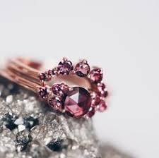Moonstone Wedding Ring by Moonstone Diamond Wedding Band Moonstone Wedding Ring Curved