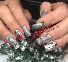 10 must have christmas nail art designs dreaming of nails