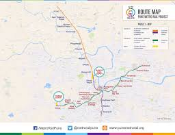 Austin Metro Rail Map by Maha Metro Initiated Steps For Construction Of 9 Elevated Stations