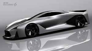 real futuristic cars nissan concept 2020 vision gran turismo maybe an inspiration for
