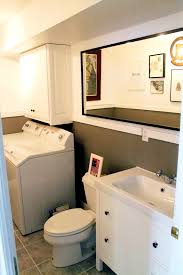 basement layout design bathroom remarkable small bathroom laundry room combo interior