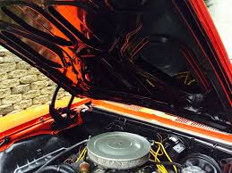 1969 chevrolet camaro new hugger orange paint x44 code from