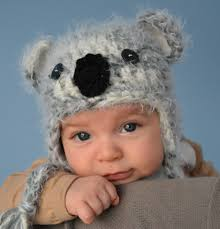 newborn costumes halloween baby koala hat soft u0026 fuzzy newborn photo prop halloween costume